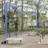 西之谷公園【短くてもターザンになれる遊具】