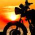 ライダーにもやさしい千歳烏山。250ccまでのバイクを停めたいならココ!【烏山中央自転車等駐車場】のバイク置き場。