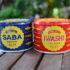 ありがとう。KALDI(カルディ)オリジナルサバ缶、イワシ缶。